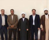 بازدید حجت الاسلام محمد عرب از اتحادیه شهرستان رامهرمز