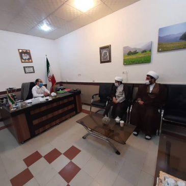 حضور حجت الاسلام عرب در جلسه هماهنگی جهت تبین بیانیه گام دوم انقلاب