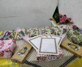 تکریم و تجلیل دختران شهدای مدافع حرم