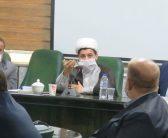 جلسه کمیته همکاری حوزه های علمیه و آموزش و پرورش با حضور مسئول اتحادیه استان