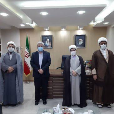 دیدار ماهانه مسؤل و معاونین اتحادیه دانش آموزان استان با مدیرکل آموزش و پرورش