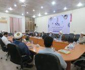 دومین جلسه دبیرخانه گام دوم انقلاب اسلامی با حضور مسئولین تشکلهای دانشآموزی استان خوزستان برگزار شد.