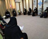 نشست قرارگاه شهری دختران اهواز با رعایت پروتکلهای بهداشتی