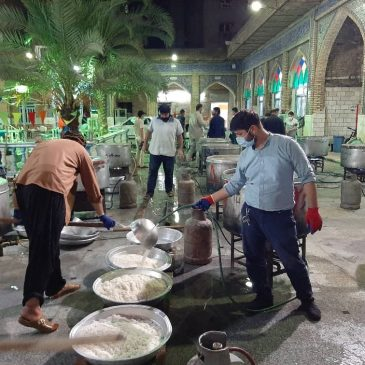 طرح اطعام علوی بمناسبت عید غدیر خم
