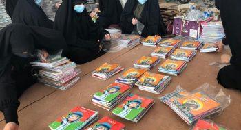 کمکهای مومنانه دختران انجمنی به دست دانشآموزان محروم خواهد رسید