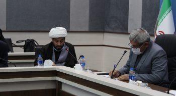 حضور مسئول اتحادیه استان در جلسه شورای آموزش و پرورش استان