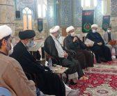 سومین جلسه دبیرخانه گام دوم انقلاب اسلامی با حضور امام جمعه اهواز برگزار شد