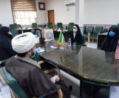 نشست دانش آموزان دختران قرارگاه ملی جدید