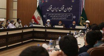دیدار دانش آموزان انجمنی با استاندار خوزستان بمناسبت ۱۳ آبان