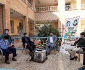میز گرد دانش آموزان انجمنی همزمان با ایام دهه فجر و برگزاری نمایشگاه مدرسه انقلاب پخش شد.