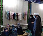 دیدار حجت الاسلام عرب با مادر شهیدان فرجوانی بمناسبت روز مادر
