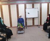هشتمین جلسه ازدواج موفق از سلسله جلسات روانشناختی دختران گل بهار