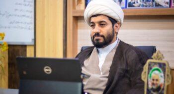 حجت الاسلام محمد عرب از برگزاری پویش ها و طرح های دانش آموزی مجازی در روز قدس خبر داد