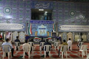 نشست رأی اولی ها با نماینده ولی فقیه در استان