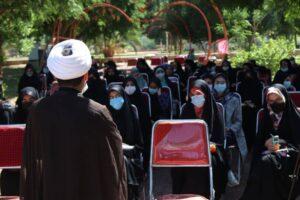 اهواز پایتخت ملی طرح تربیتی، فرهنگی، شهروندی شهردار مدرسه شد + گزارش تصویری